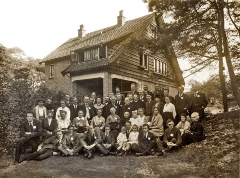 International Fellowship of Reconciliation conference, Bilthoven, The Netherlands, October 4-11, 1919